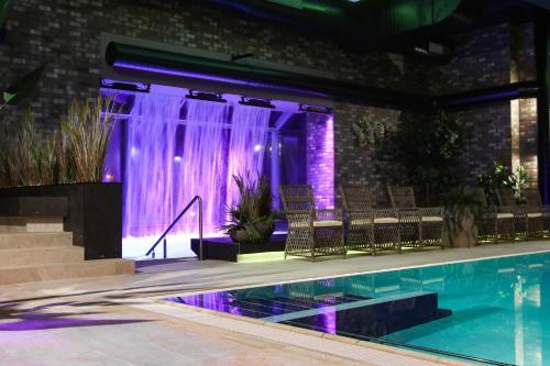 Bassein majutusasutuses Baltic Beach Hotel & SPA või selle lähedal
