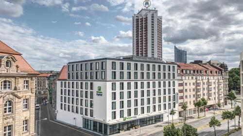 Holiday Inn Express Leipzig City Hauptbahnhof, an IHG Hotel