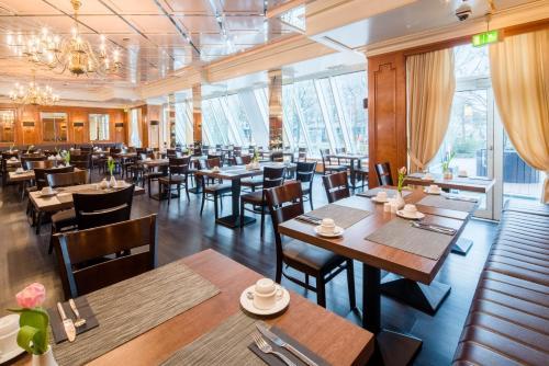 Ресторан / где поесть в Best Western Plus Plaza Hotel Darmstadt