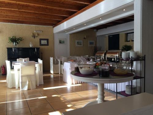 Εστιατόριο ή άλλο μέρος για φαγητό στο Mare Vista Hotel - Epaminondas