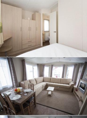 Isle of Wight static caravan for rent