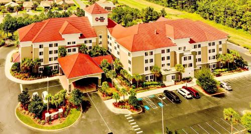 A bird's-eye view of Best Western Plus Kissimmee-Lake Buena Vista South Inn & Suites