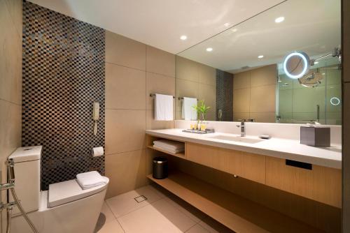 サウジャナ クアラルンプールにあるバスルーム