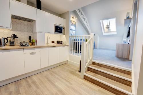 A kitchen or kitchenette at Staybridge Suites - Dundee