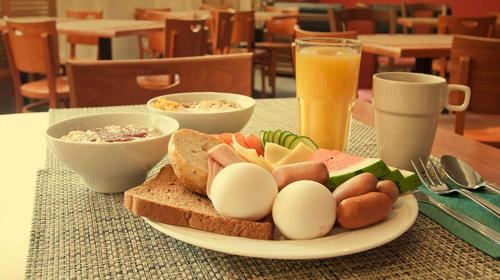Завтрак для гостей Sky Luxury