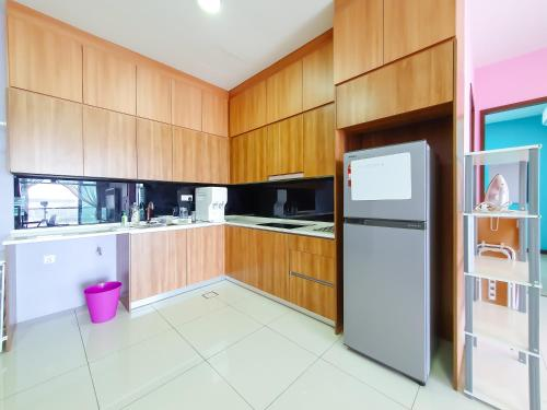 A kitchen or kitchenette at Green Haven by Tove Global