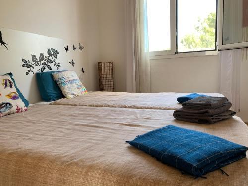 Cama o camas de una habitación en joy