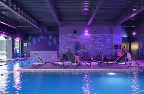 The swimming pool at or near Village Hotel Basingstoke