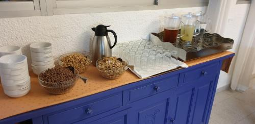 Una cocina o zona de cocina en Soller Garden