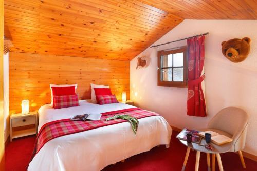 Hotel du Bourg Valmorel, France