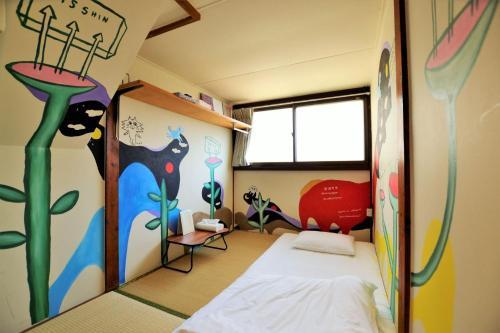 日進月歩 東京 川崎にある二段ベッド