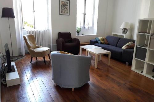 Bel appartement de 75 m2 au cœur de Dijon