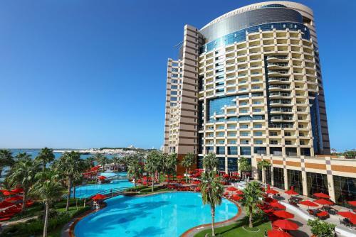 The swimming pool at or near Khalidiya Palace Rayhaan by Rotana, Abu Dhabi