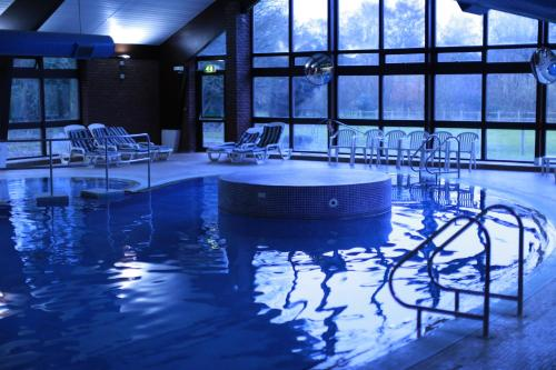 The swimming pool at or near Ramada Birmingham/Sutton Coldfield