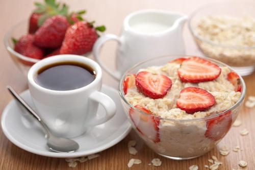 Завтрак для гостей Волшебный Край на Менделеева
