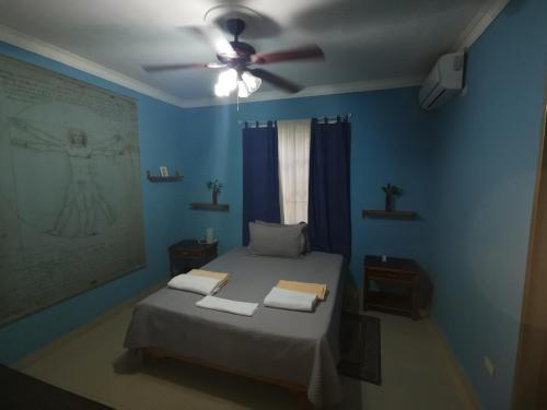 Un ou plusieurs lits dans un hébergement de l'établissement Bavaretto Ocean Club