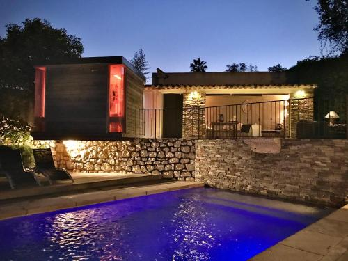 The swimming pool at or near Villa 45 B&B