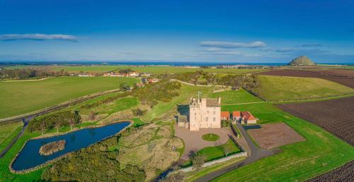 North Berwick Chateau Sleeps 16