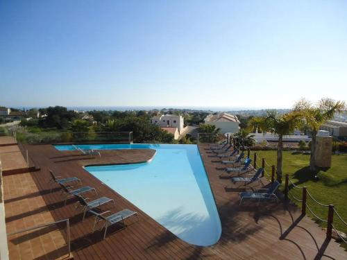 The swimming pool at or near Luxury Villa Albufeira