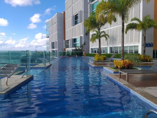The swimming pool at or close to Cloc Marina Residence