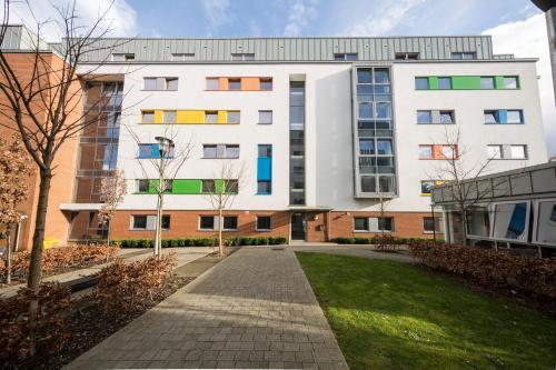 Wenlock Court (Campus Accommodation)