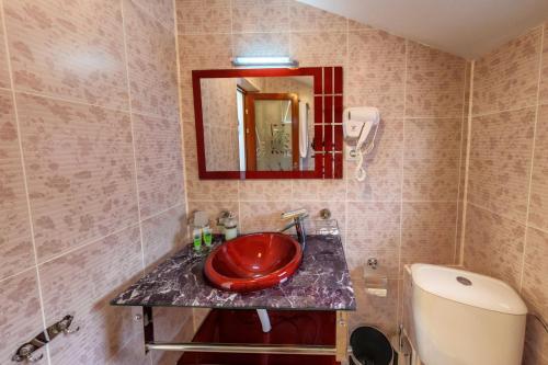 A bathroom at Villa Koko Hills