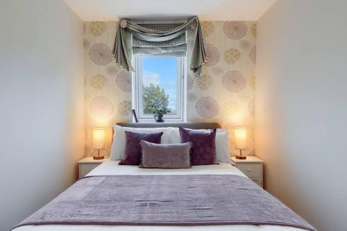 Superb top floor apartment w/exclusive Gleneagles access