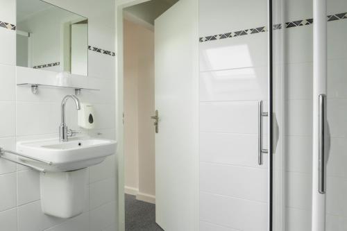 Ванная комната в Hotel Restaurant de Loenermark