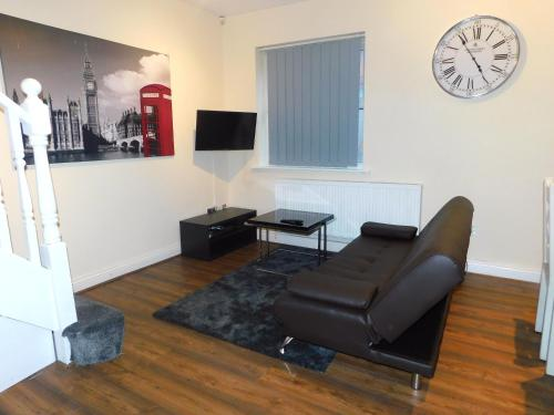 DJS - Cosy City Apartment