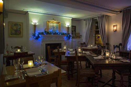 A restaurant or other place to eat at The Frenchgate Restaurant & Hotel