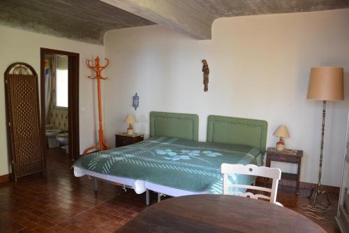 Cama o camas de una habitación en Casas Las Gaviotas Y Palmito