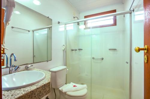 Um banheiro em Terra Boa Hotel Boutique