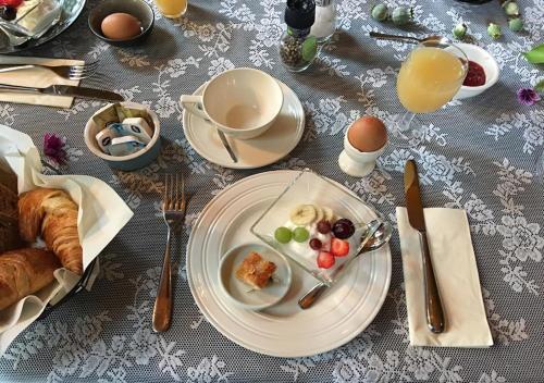 Ontbijt beschikbaar voor gasten van Bed and Breakfast Batenborg