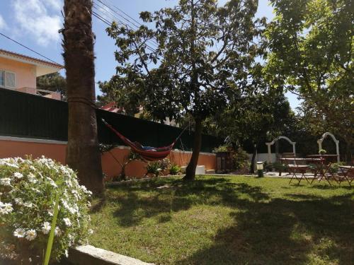 Um jardim em Limmo Garden - Alto do Estoril
