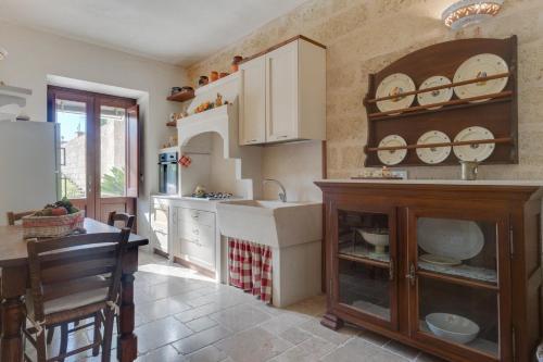 Cucina o angolo cottura di Le Lantane - Luxury Rooms