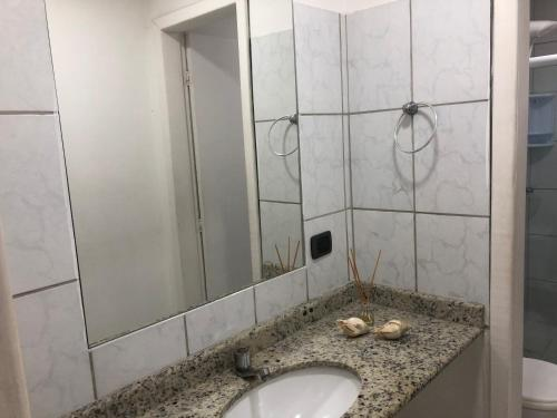 A bathroom at Villa Domenico