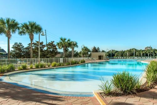 The swimming pool at or close to Ariel Dunes II 1202 by RealJoy Vacations