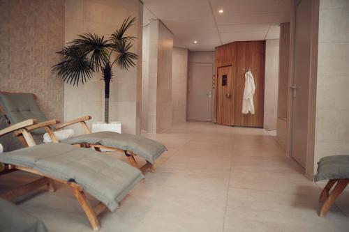 Spa and/or other wellness facilities at WestCord Hotel Schylge