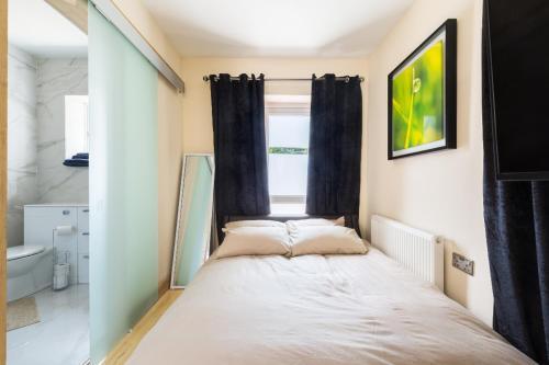 A private studio apartment in Birmingham