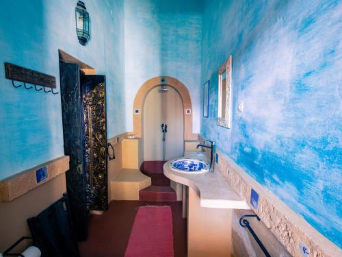 Uma casa de banho em Terraço das Quitandas Design GuestHouse