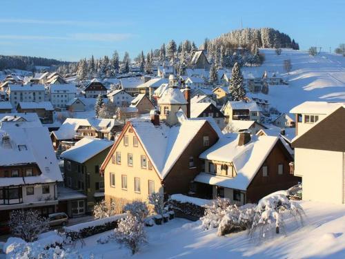 Pension Florianhof im Winter
