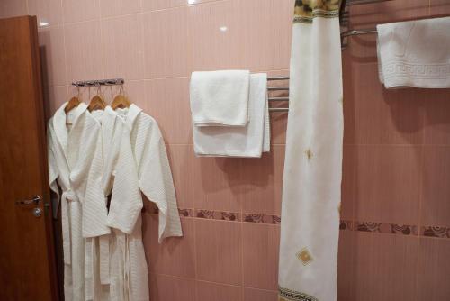 Ванная комната в Актив-Отель Искра