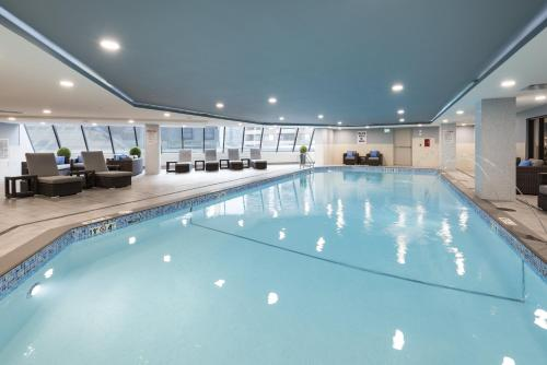 The swimming pool at or near Homewood Suites By Hilton Ottawa Downtown