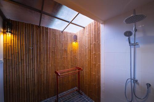 Ванная комната в Siam Bay Resort