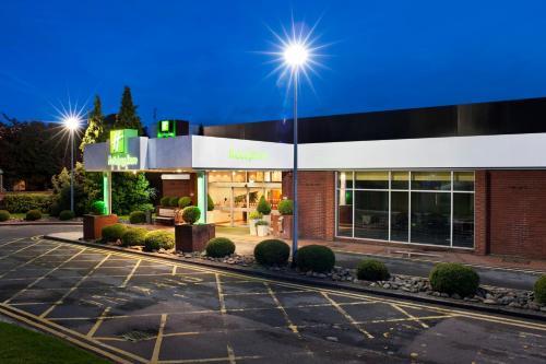 Holiday Inn Coventry M6, J2