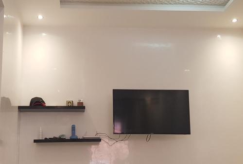 A television and/or entertainment center at Chrifiya app