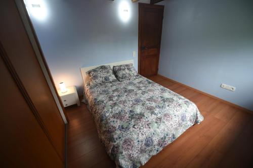 Un ou plusieurs lits dans un hébergement de l'établissement Gite GEREZIAK