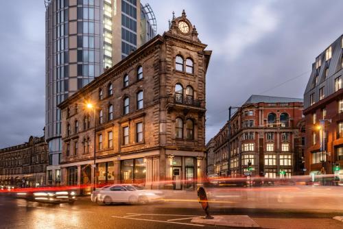 Hotel Indigo Manchester - Victoria Station