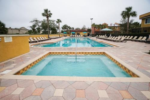 The swimming pool at or close to Multi Resorts at Fantasy World