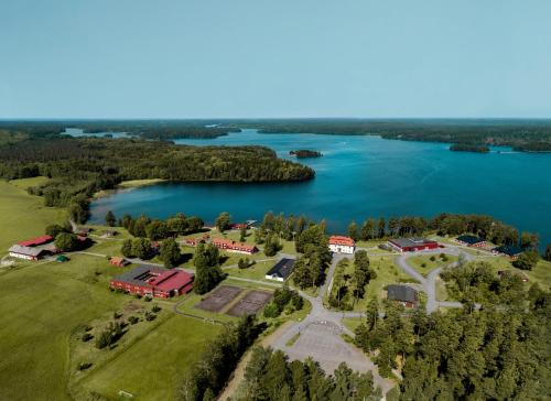 A bird's-eye view of Bommersvik Hotell & Konferens